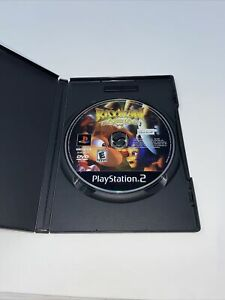 Rayman Arena (Sony Playstation 2, PS2 Game) Acceptable Condition Free Shipping