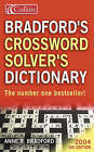 Collins Bradford's Crossword Solver's Dictionary by HarperCollins Publishers (Paperback, 2003)