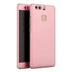 For Huawei P9 Lite Mini/Y7 Prime 2018 360° Full Hybrid Case Cover ...