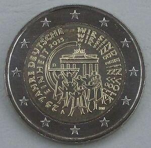 2-Euro-Deutschland-A-2015-25-Jahre-Deutsche-Einheit-unz