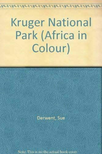 Very Good, Kruger National Park (Africa in Colour S.), Derwent, Sue, Paperback