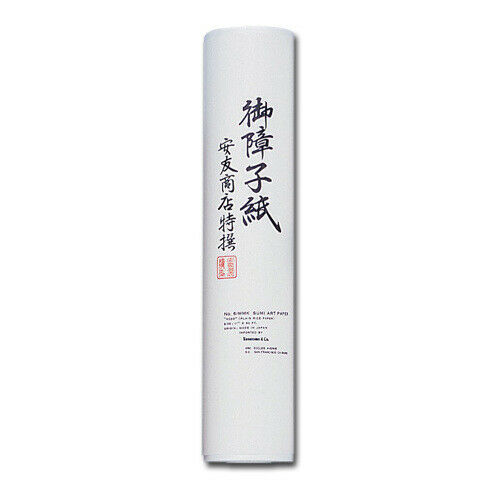 YASUTOMO//AMERICAN KUSA CR 6MMK KOZO PAPER PLAIN ROLL 11INX60FT