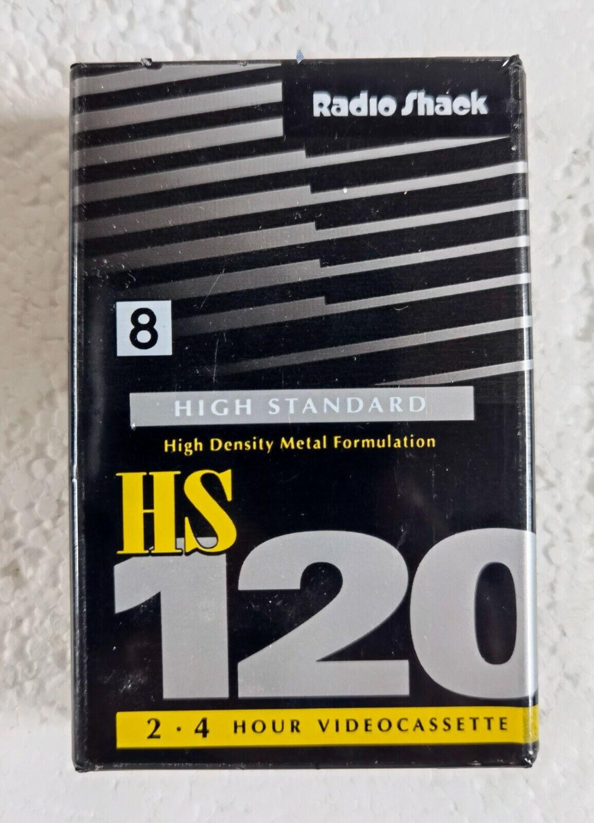 Radio Shack HS-120 8mm High standard Camcorder Video Cassette