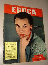 EPOCA=1952/90=CLAIRE BOOM=JOHN STEINBECK=CESENATICO=MONDIALI VOLO A VELA AEREI