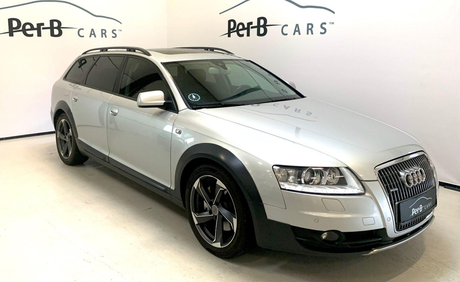 Audi A6 allroad 3,0 TDi quattro Tiptr. 5d - 149.900 kr.