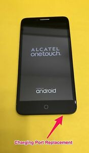 Details about REPAIR SERVICE for Alcatel One Touch Fierce XL 5054N Charging  Port Replacement
