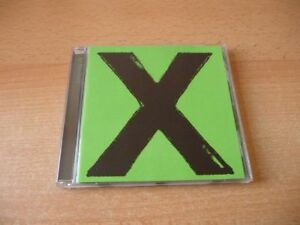 CD Ed Sheeran - X - 2014 - 12 Songs