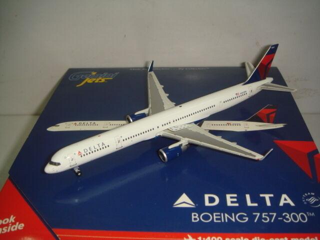 Gemini Jets 400 Delta Airlines DL B757-300WL  2000 S couleur-Ailerette  1 400