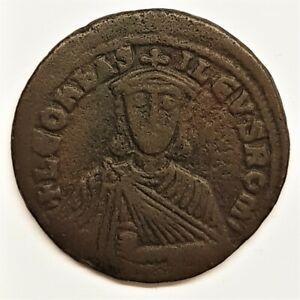 Monnaie-byzantine-Leon-VI