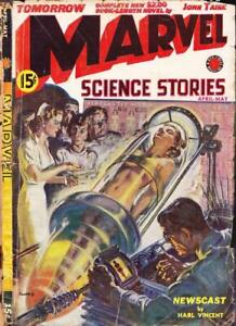 Marvel-Science-Stories-14-Issues-Scarce-1930s-Pulps-Historic-Title
