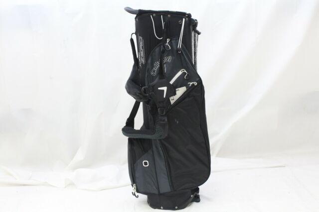exclusive range buy online official shop Callaway Golf Fusion Zero L - 14 Way Stand Carry Bag - Black ...