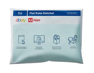 Australia Post  Flat Rate Satchel Large 5 bag pk