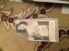 m57b ephemera 1950s picture eileen noble clapham london miss blighty