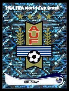 Panini WORLD CUP 2014-insignia De Chile Nº 146