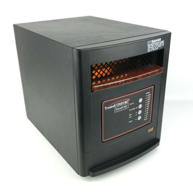 EDENPURE QUARTZ INFRARED 1500 W