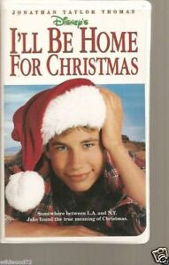 Ill Be Home For Christmas Vhs.Details About Walt Disney S I Ll Be Home For Christmas 1999 Vhs