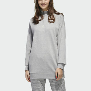 adidas Essentials Comfort Elongated 1/4 Zip Sweatshirt Women's