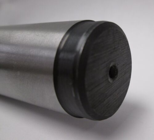 Center Dead # 8 Jarno Taper Solid Lathe High Speed Steel Tipped