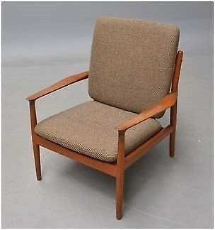 Lænestol, stof, Grete Jalk