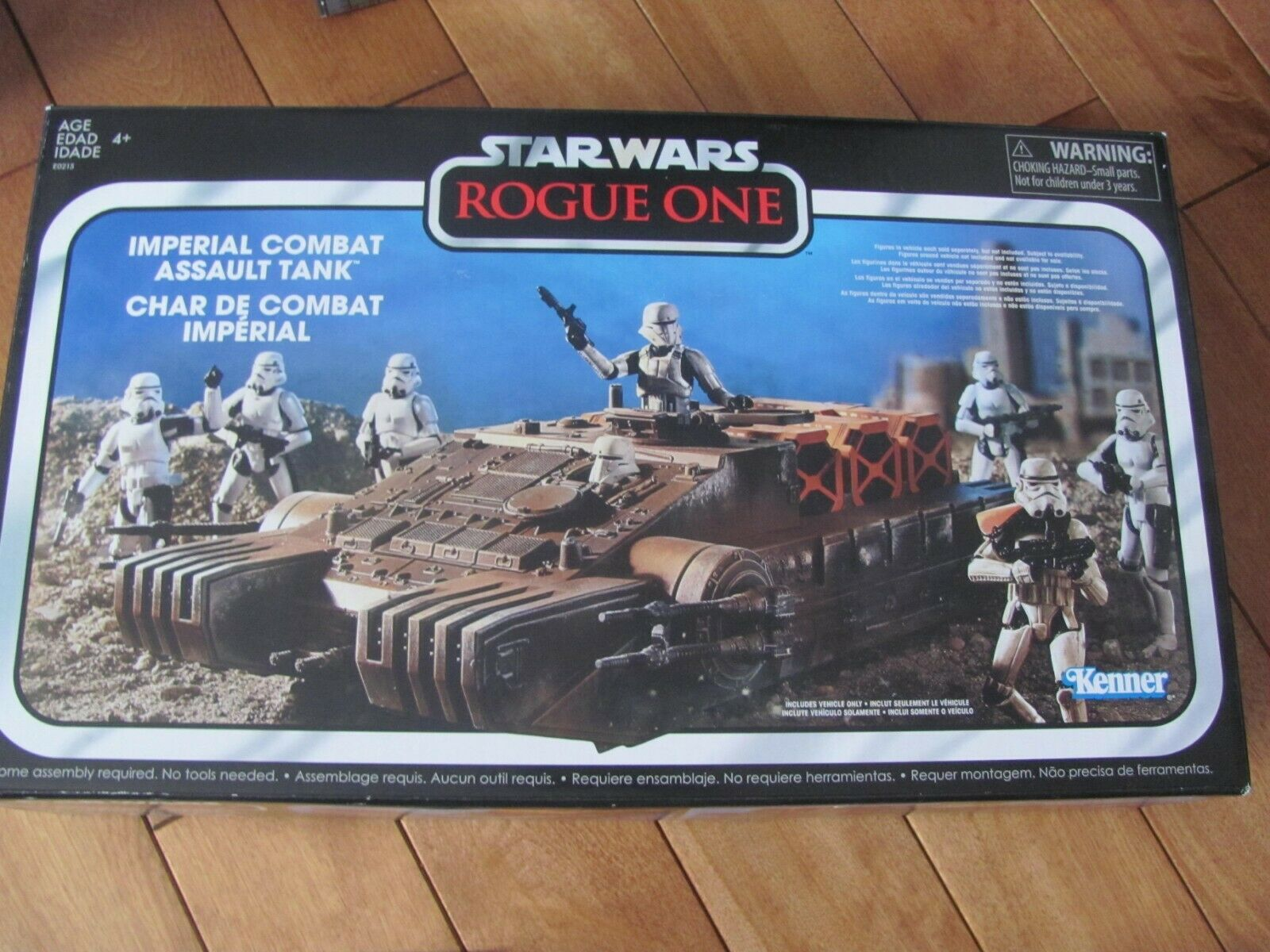 Star Wars Rogue One IMPERIAL COMBAT ASSAULT TANK Vintage Collection Series NEW