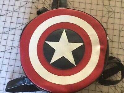 Captain America Marvel Backpack