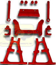 RED NYLON SUSPENSION PARTS  Futaba FX10 Tamiya Lunch Box Hornet RC Team CRP 1632