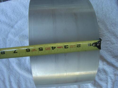 "FLAT ALUMINUM WHEEL  Idler Pulley  6/"" Wide 10/"" Dia 1 15//16/"" bearing"