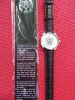 NEU - Herren Armbanduhr - Edelstahlgehäuse von Eiger - Wappen der Länder