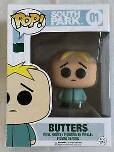 Vinyl Figure Funko South Park Butters POP