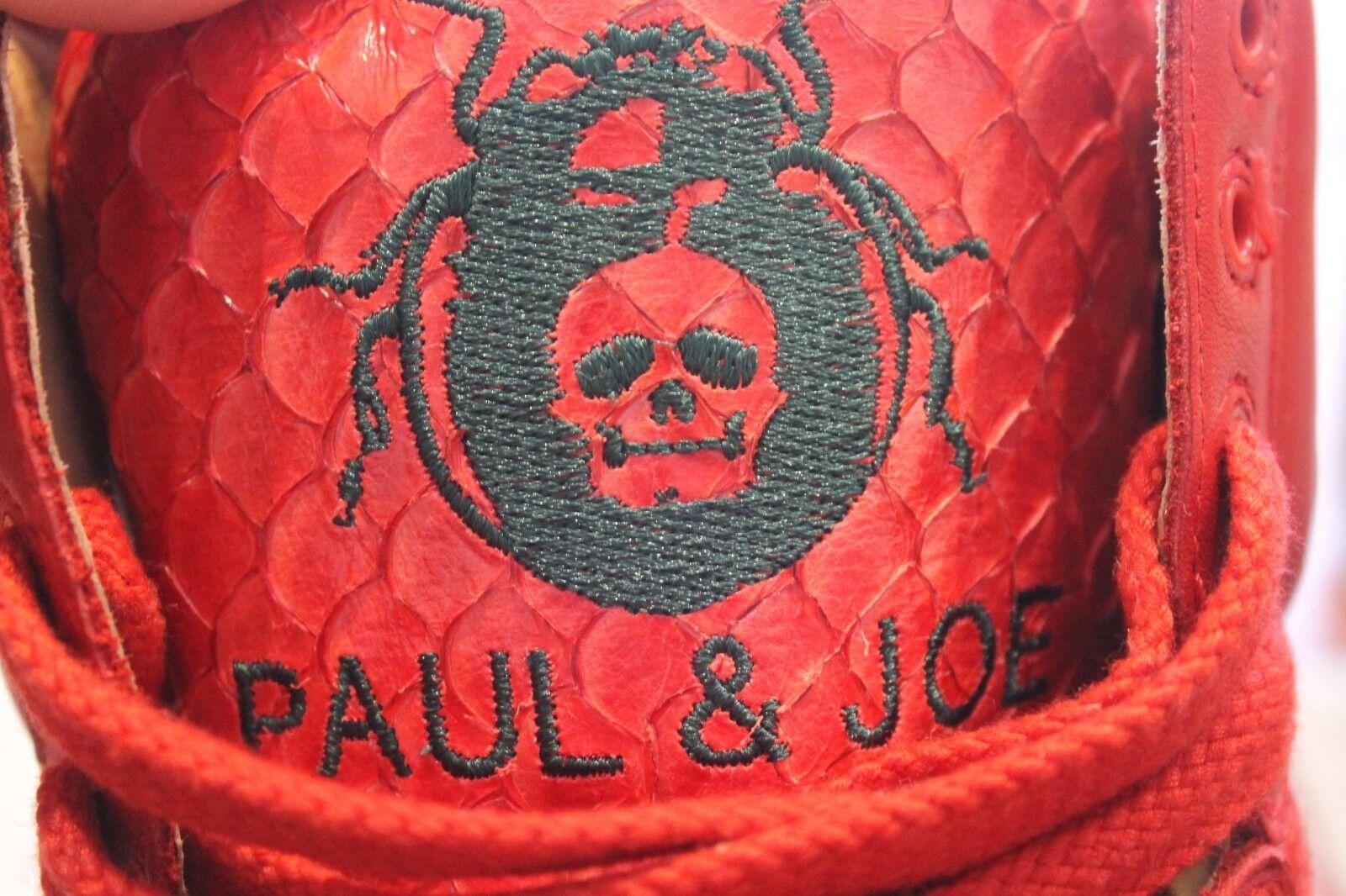 TERRA PLANA PAUL x PAUL PLANA & JOE | ECO FRIENDLY | LIMITED EDITION HI-TOP SNEAKERS d08f5b