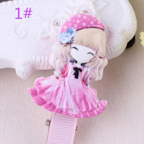 Baby Toddler Girl Hair Clips Bow Kids Headband Children Hairpin Kids Gifts、Pop