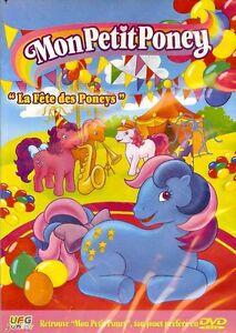 Mon petit poney la fete des poneys dvd dessin anime neuf cello ebay - Dessin anime avec des poneys ...