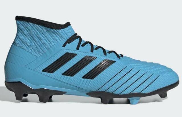 F35604 adidas Predator 19.2 FG Men's Soccer Cleats Football Shoes