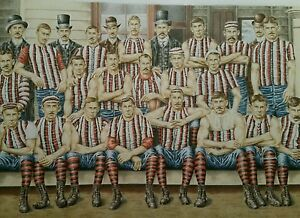 St-Kilda-Football-Club-VFA-team-1888-Unframed-Limited-edition-Giclee-print