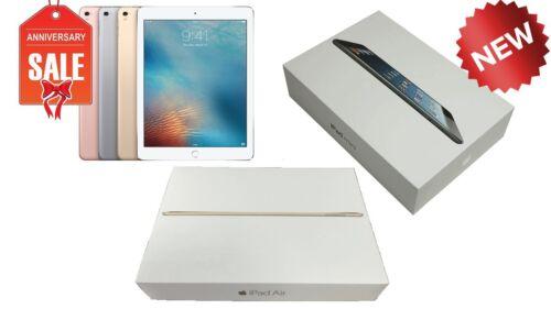 1 of 1 - NEW Apple iPad Air/mini/1,2,3,4 16GB,32GB,64GB,128GB Wi-Fi + 4G Cellular Tablet