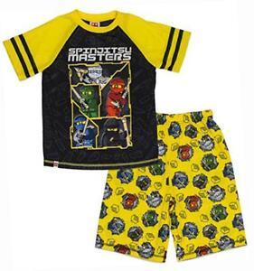 Lego Batman Little//Big Boys Two-Piece Pajama Pant Set Size 4//5 6//7 8 10//12