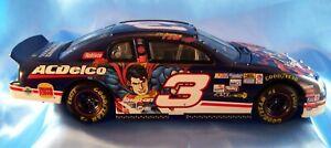 1999-Dale-Earnhardt-Jr-3-AC-Delco-Superman-BANK-Monte-Carlo-Action-1-24