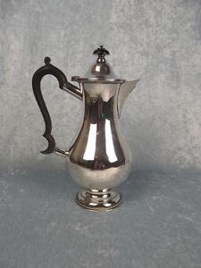 1906-London-Silver-Coffee-Pot