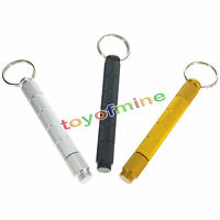 Edc Tools Outdoor Stainless Steel Blade Keychain Pocket Knife Camping Saber Gift