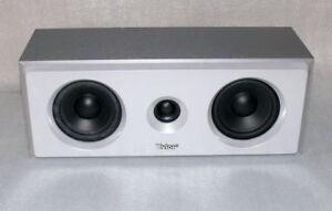 Tevion-LSS-RX-50S-Surround-Center-Lautsprecher-3Wege-Holz-500W-PMPO-Silber