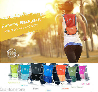AONIJIE Outdoor 5L Running Backpack Hiking Lightweight Bag for 1.5L Waterbag