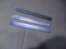 Three Rockwelldelta Hss Jointer Knives 6 X 58 X 095