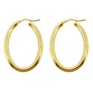 Image Is Loading 9ct Gold Plated 925 Silver Small Medium Large