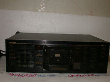 NAKAMICHI RX-505 3 head Auto Reverse Cassette Deck 120-240 volt worldwide