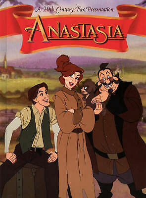 Anastasia, Anon, Very Good Book