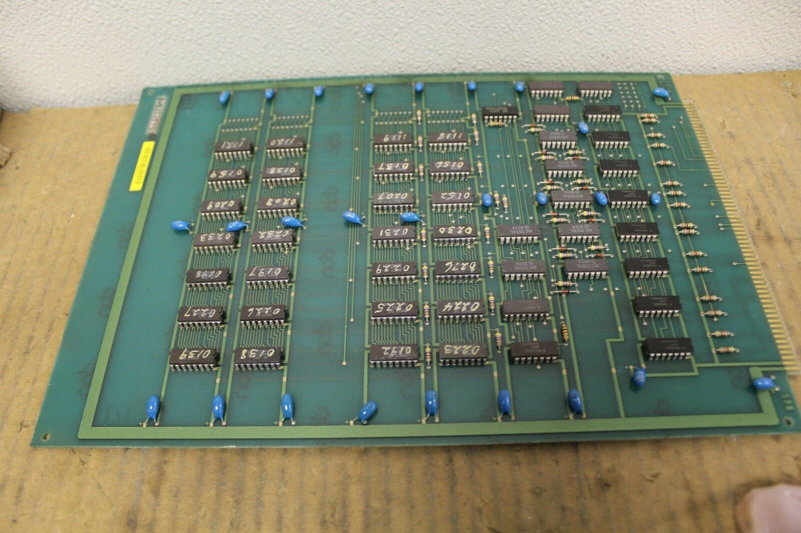 CINCINNATI MILACRON CNC CIRCUIT BOARD CARD 3-531-3363A 35313363A