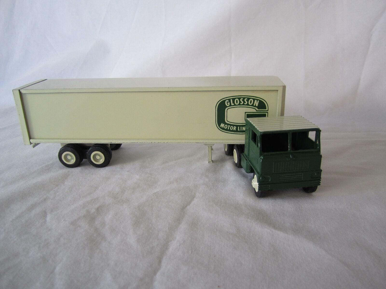 80% de descuento Winross 1973 líneas líneas líneas de motor Glosson camión de Cochega  presentando toda la última moda de la calle