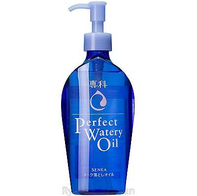 2016 NEW Shiseido Perfect Watery Oil [Makeup Remover] Wet Hand OK