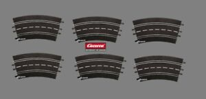 Carrera-Evolution-Digital-124-132-Kurve-3-30-20573-komplett-6-teilig