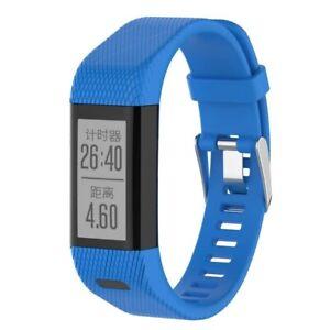 Garmin-Vivosmart-HR-Plus-Armband-Fitness-Tracker-HR-Blau-Silikon
